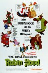 """Robin Hood"" theatrical poster."