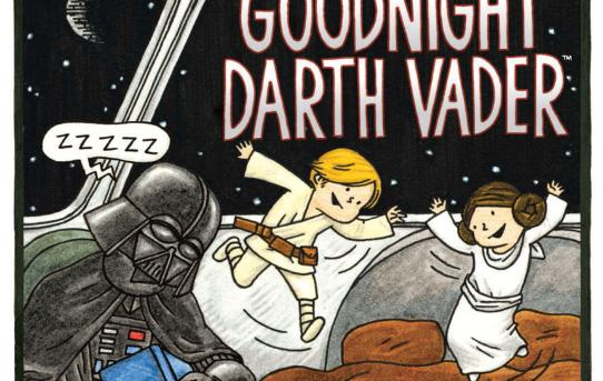 """Goodnight Darth Vader"" by Jeffrey Brown."