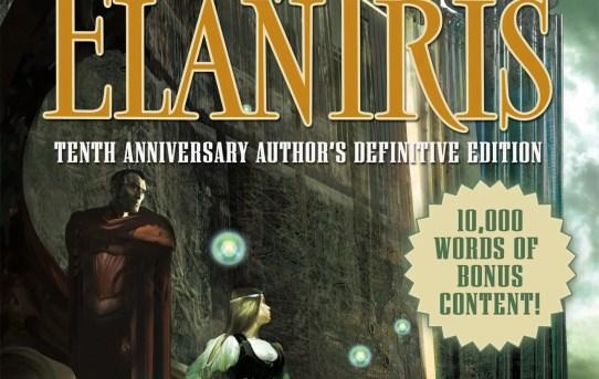 Elantris - Tenth Anniversary Author's Definitive Edition by Brandon Sanderson - book review