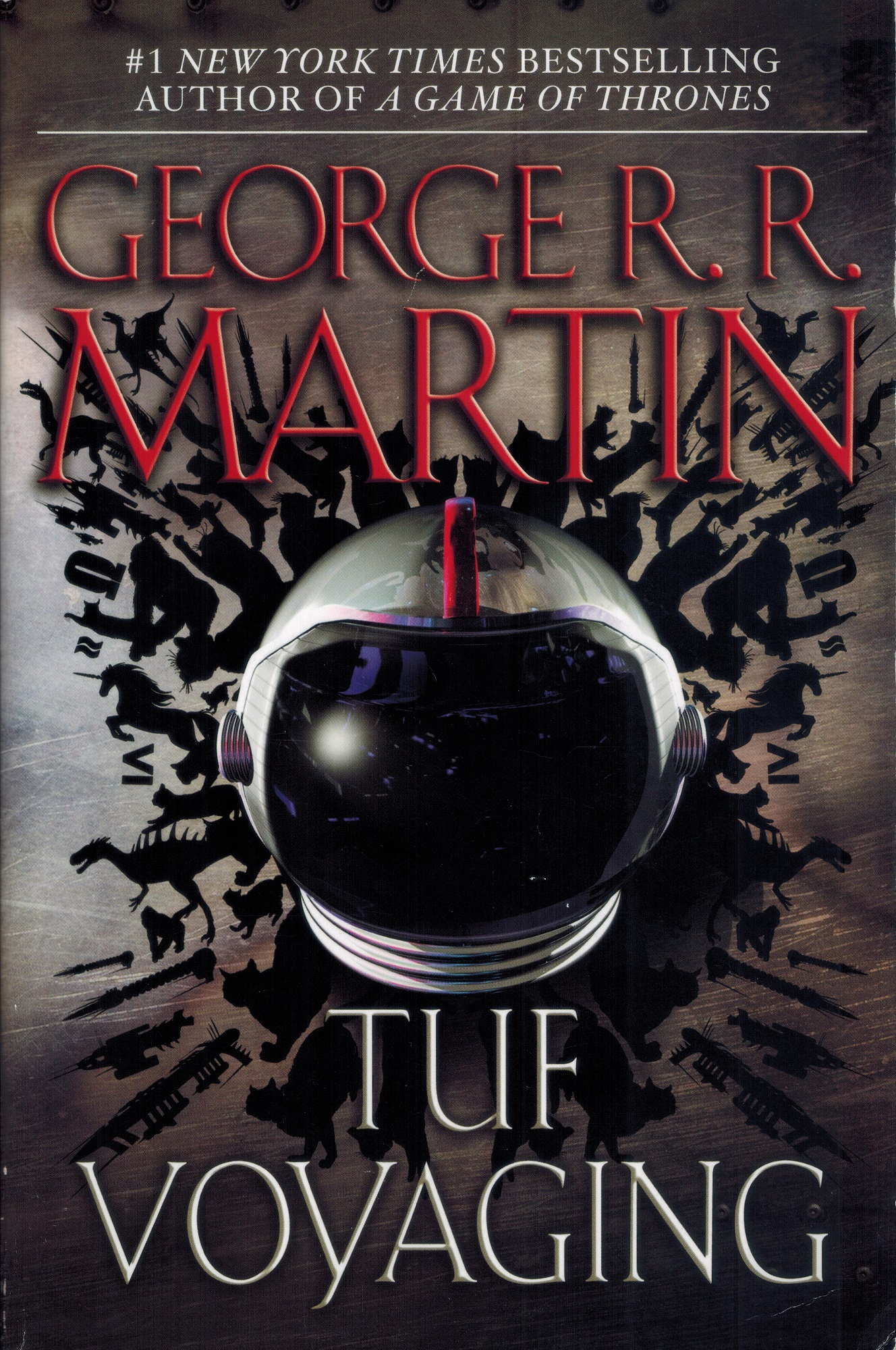 """Tuf Voyaging"" by George R.R. Martin."