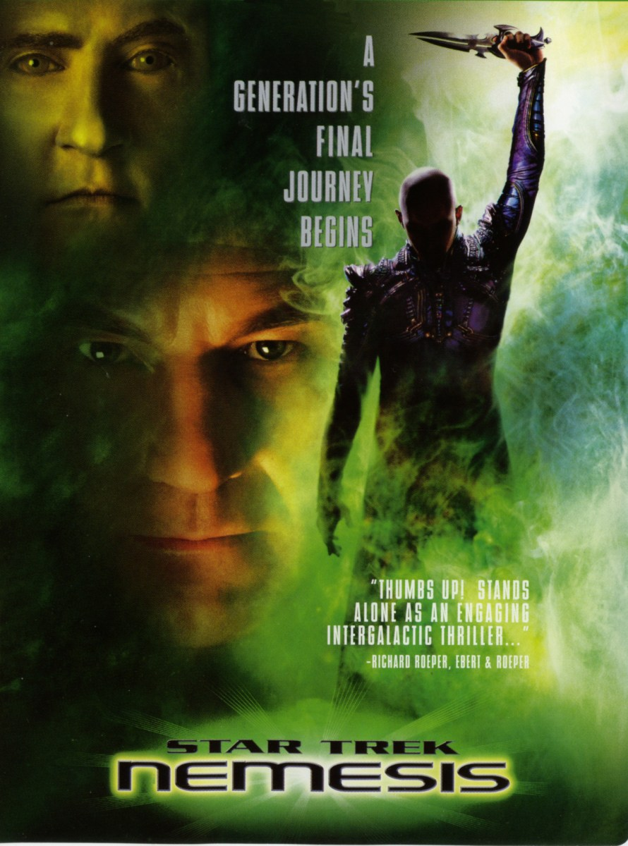 Star Trek Nemesis - film review