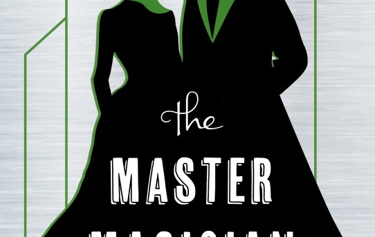 The Master Magician by Charlie N. Holmberg - book review