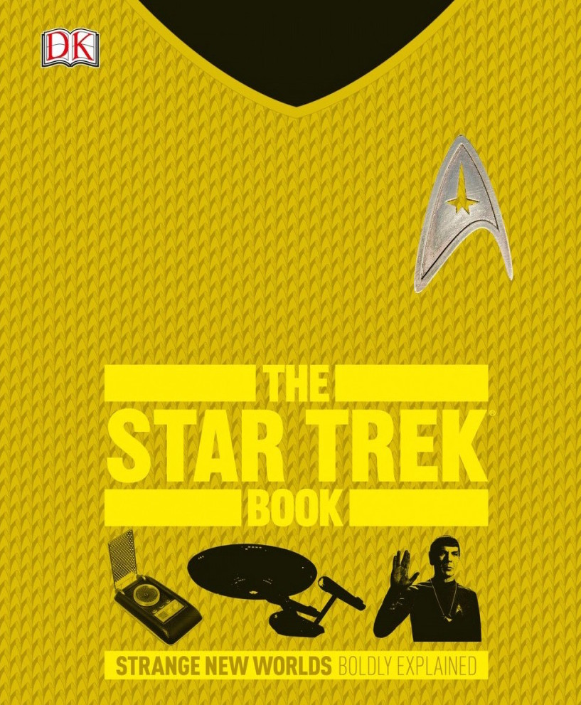 """The Star Trek Book""."