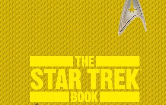 The Star Trek Book - book review