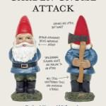 How to Survive a Garden Gnome Attack by Chuck Sambuchino – book review