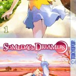 Someday's Dreamers 1-2 by Norie Yamada and Kumichi Yoshizuki – manga review