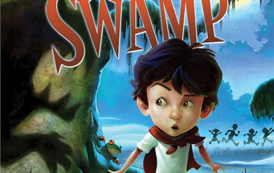 Bedtime at the Swamp by Kristyn Crow - book review