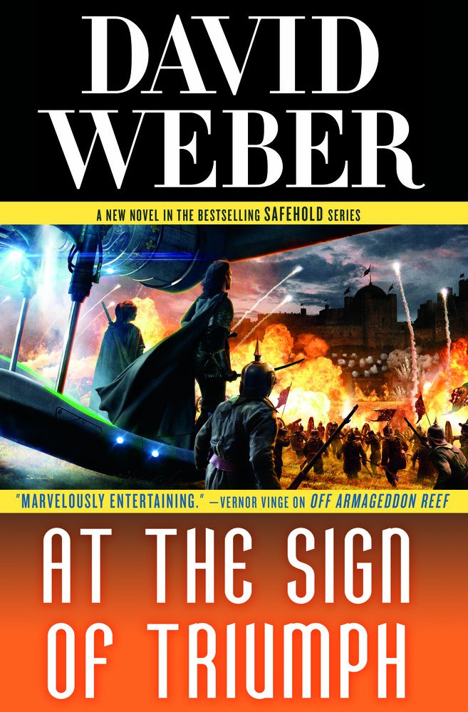 At the Sign of Triumph by David Weber - book review