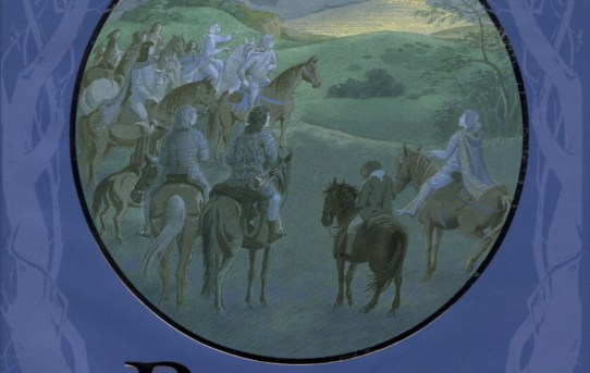 Bilbo's Last Song by J.R.R. Tolkien - picture book review