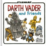Darth Vader and Friends by Jeffrey Brown – picture book review