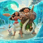 Moana – animated film review