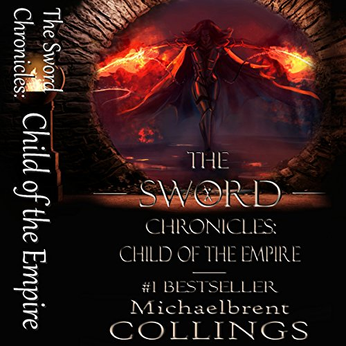 """Child of the Empire"" by Michaelbrent Collings - audiobook."