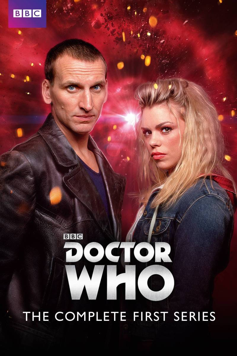 Doctor Who Series 1 - television series review