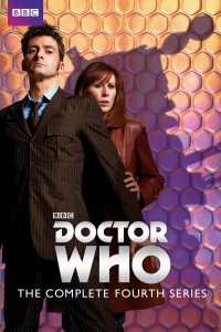 """Doctor Who"" Series 4 poster."