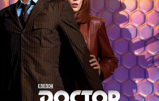 Doctor Who Series 4 - television series review