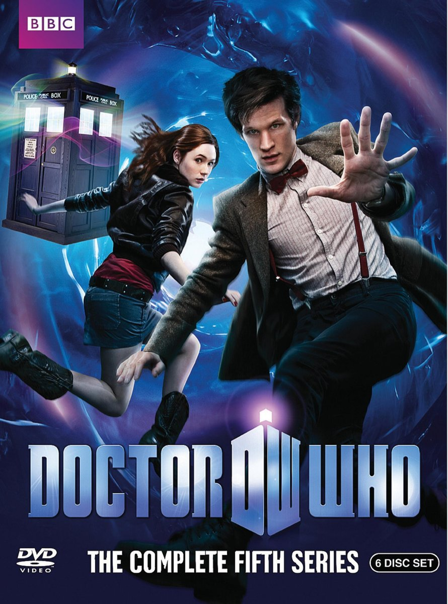 Doctor Who Series 5 - television series review