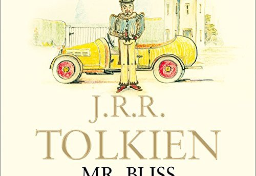 Mr Bliss by J.R.R. Tolkien - short audiobook review