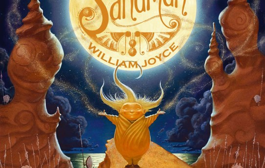 The Sandman by William Joyce - book review
