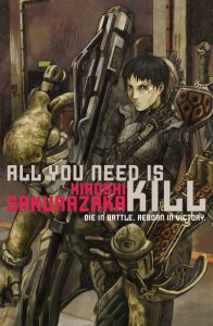 """All You Need Is Kill"" by Hiroshi Sakurazaka."