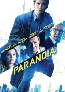 """""""Paranoia"""" 2013 poster."""