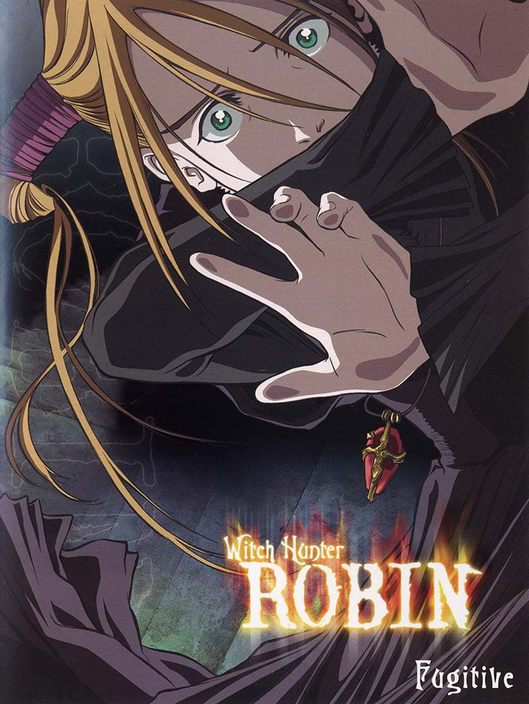 Witch Hunter Robin - anime television series review