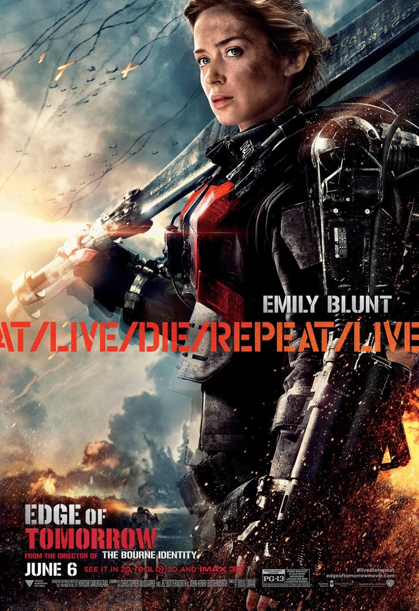 Edge of Tomorrow - film review