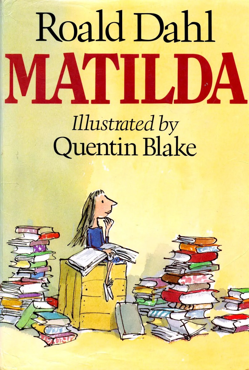 Matilda by Roald Dahl - children's book review