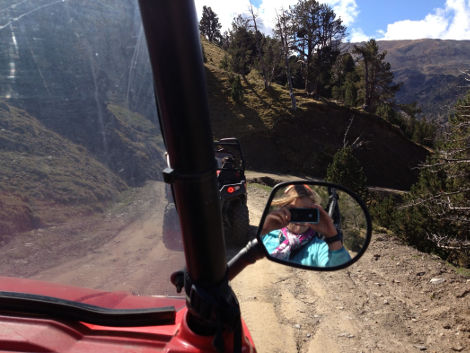 4x4 Buggy Adventures in Andorra