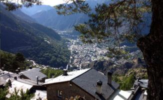 Andorra Hinter den Kulissen
