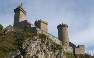 Foix Castle Ariege France