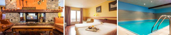 Hotel Himalaia Pas de la Casa Andorra