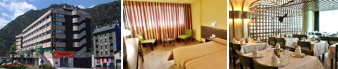 Hotel Sant Eloi Andorra