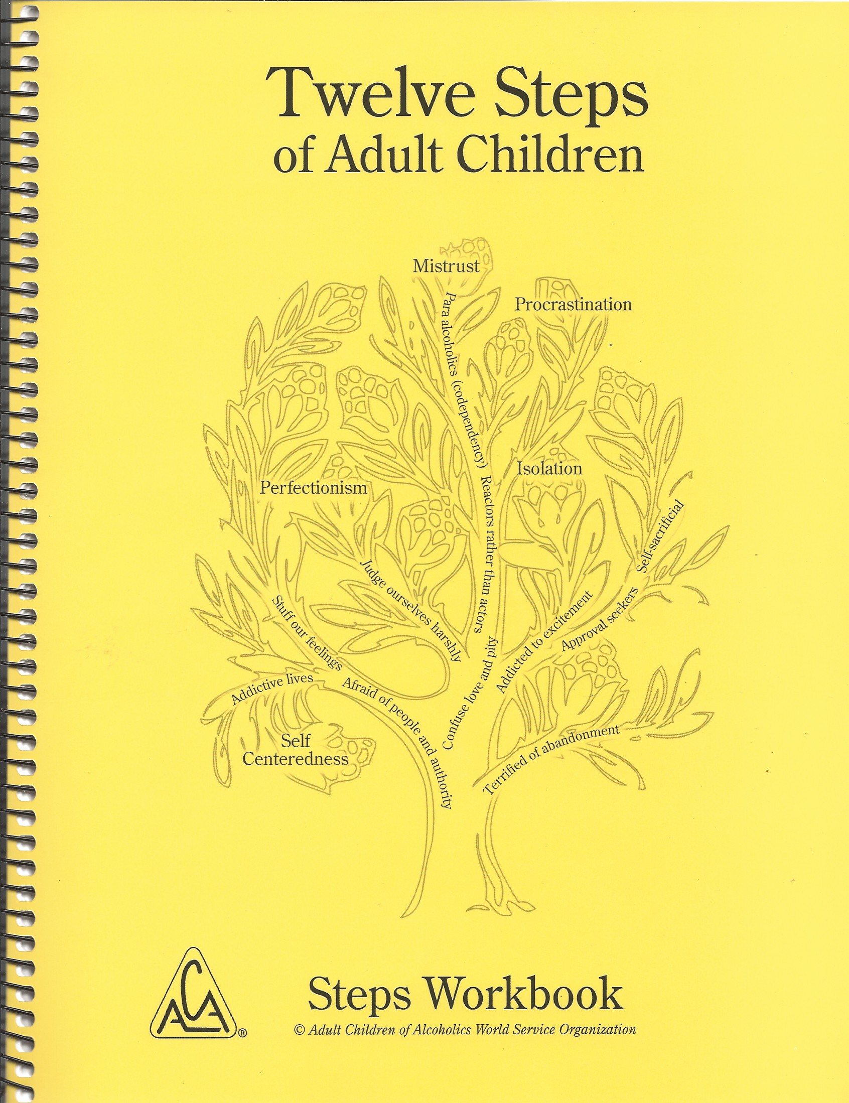 Adult Children Of Alcoholics Workbook