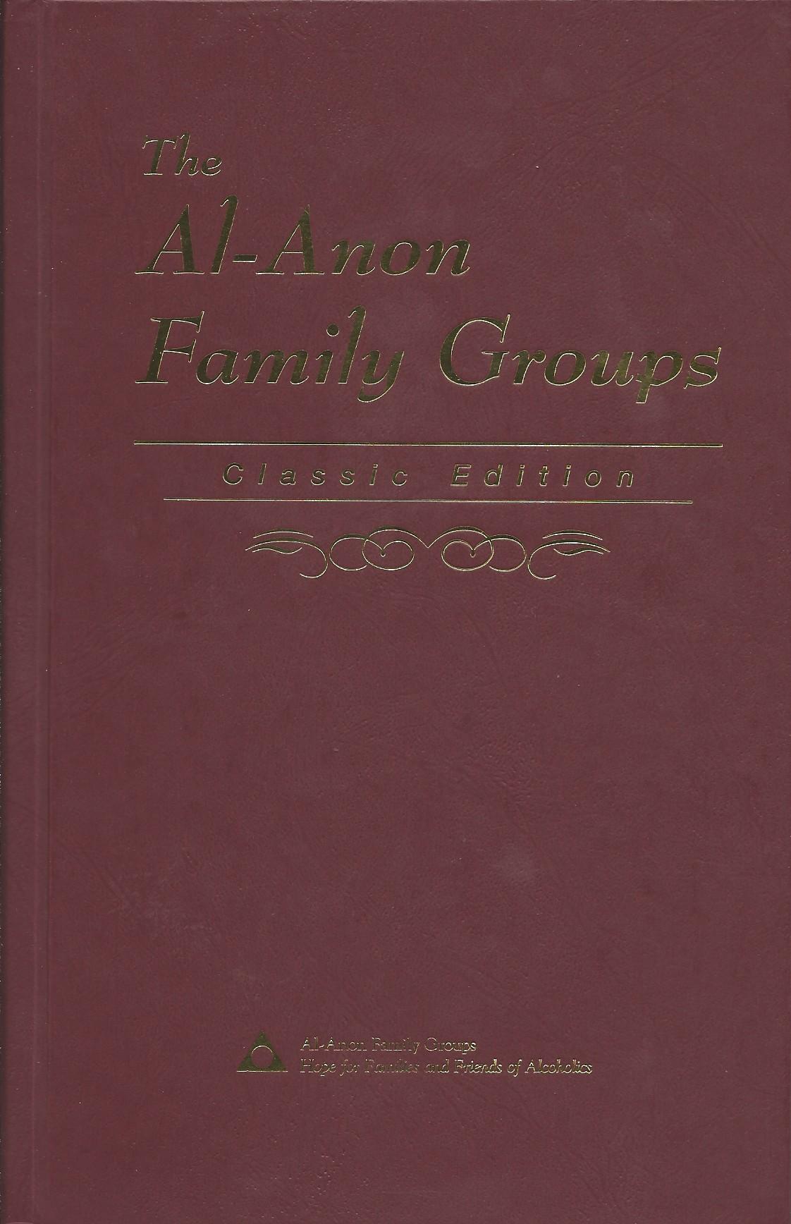 Al Anon Family Groups