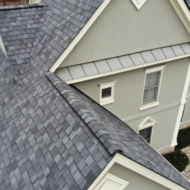 Certainteed Belmont Black Granite 1roof