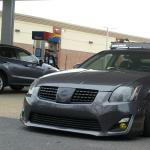 6thgen Maxima With Camry Hybrid Bumper Mashup