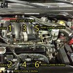 Nissan Maxima Vq35de Cylinder Firing Order Cylinder Numbers