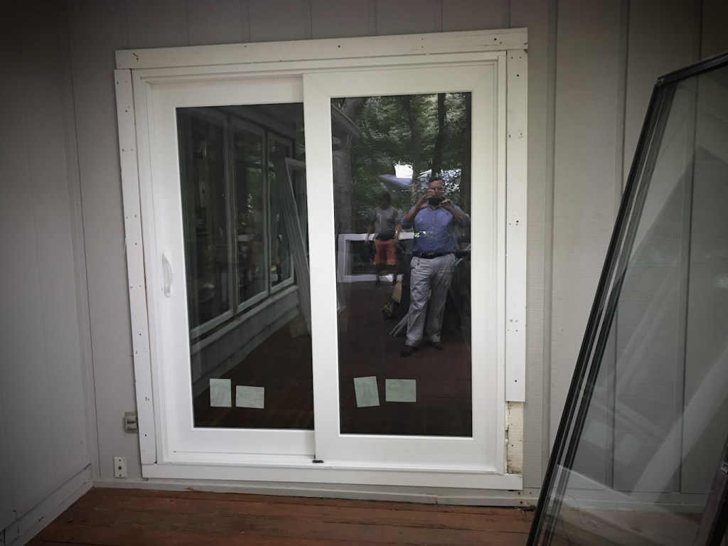 Impenetrable Windows and Doors – replacing drafty 1980's doors and windows (part 2) 16