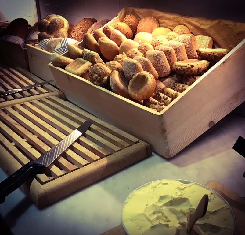 Assortment of Breakfast Bread