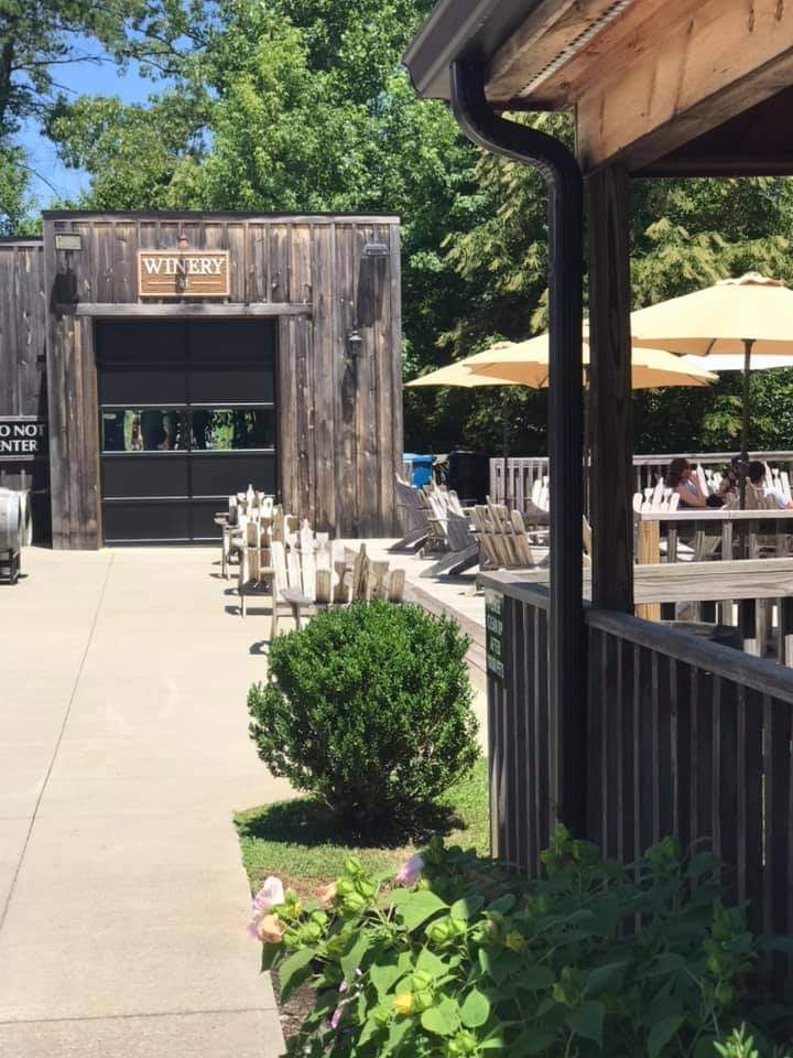 Medaloni Cellars Winery Lewisville, NC