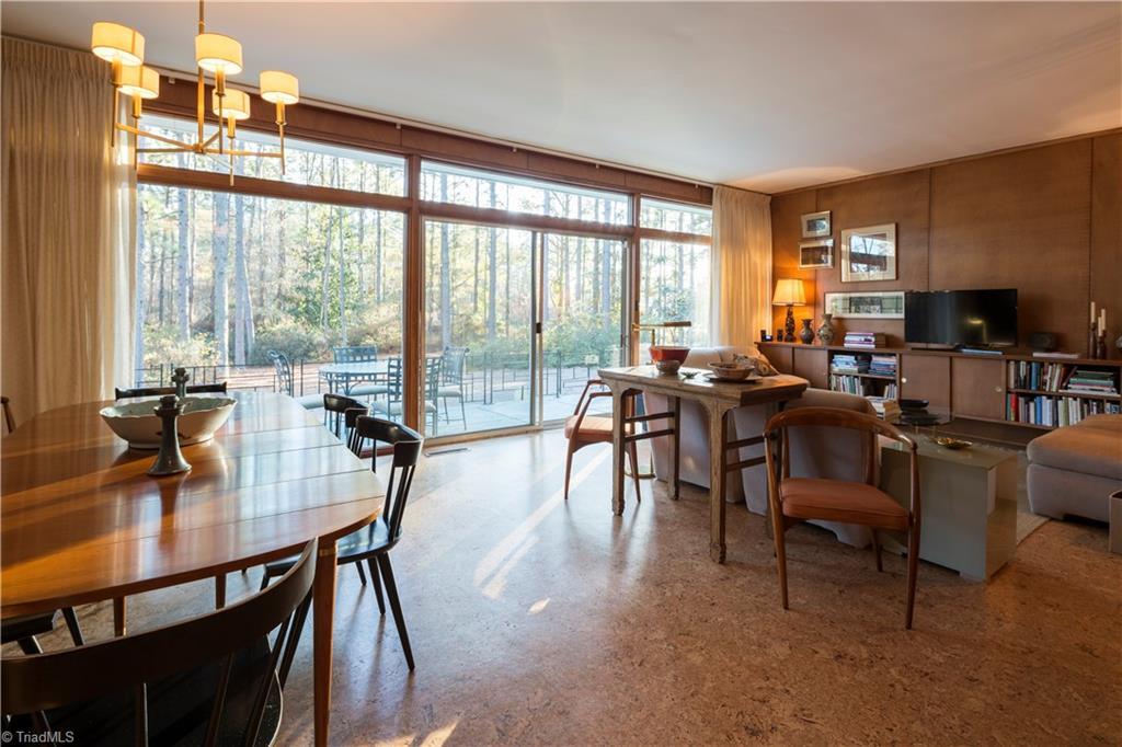 1959 Mid-Century Modern living room