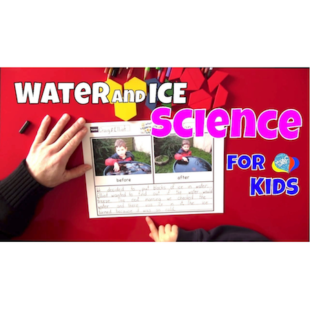 How To Learn About Water And Ice | Fun Science Kids