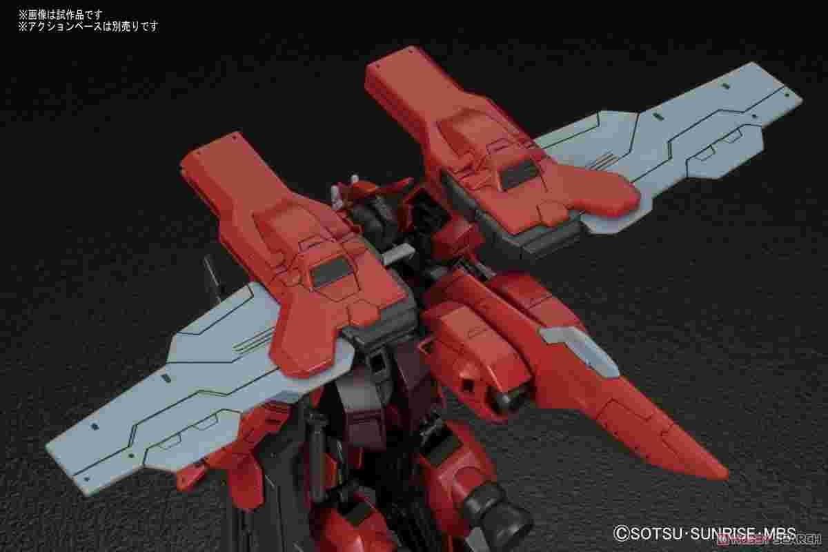【豐模實】全新現貨 1/144 HG 鐵血的孤兒 月鋼 外傳登場機體 懼魔鋼彈 Gundam Astaroth 機動戰士鋼彈 厄祭戰爭   1 ...
