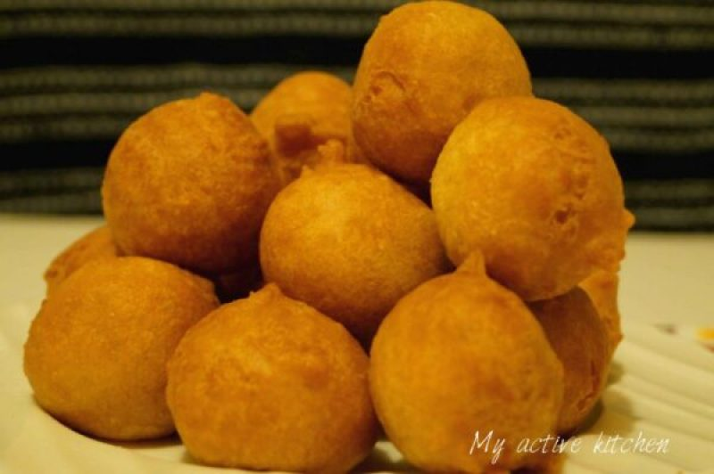 Nigerian buns image