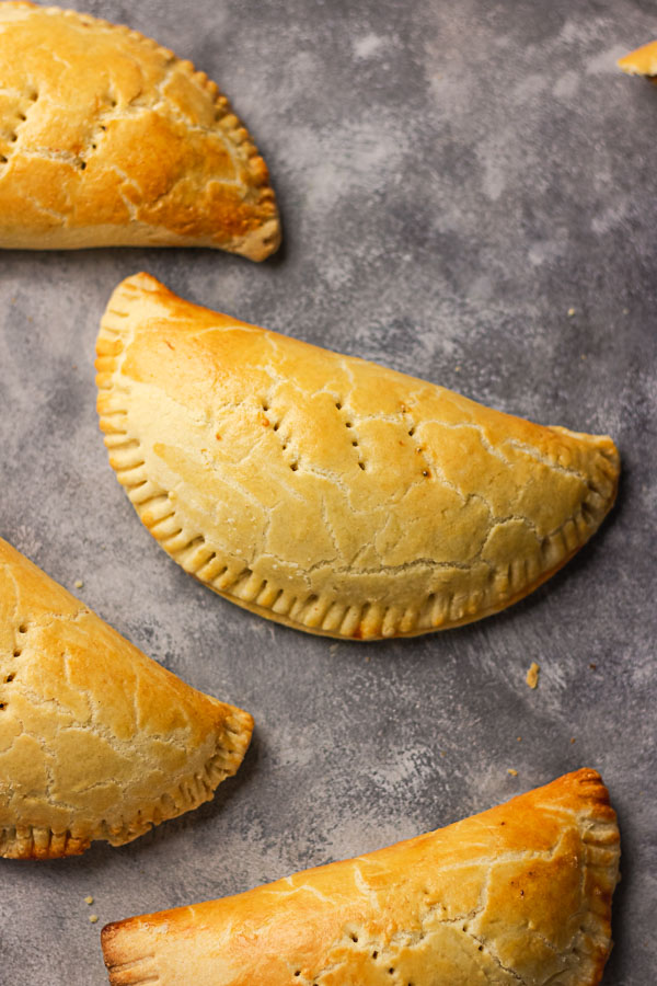Nigerian Meat Pie My Active Kitchen