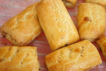 nigerian sausage roll