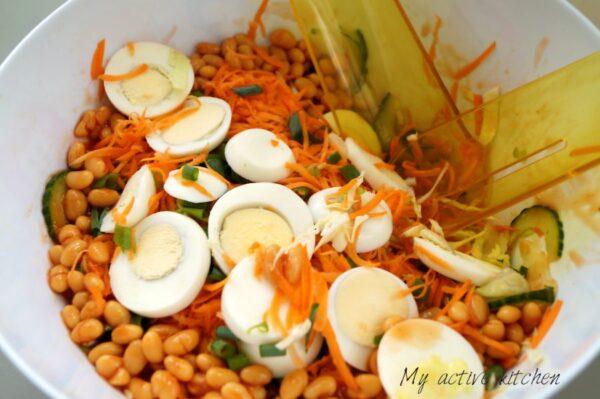 Nigerian Salad...