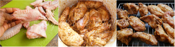 how to make and marinade poultry
