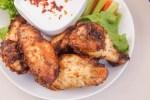 easy chicken wings