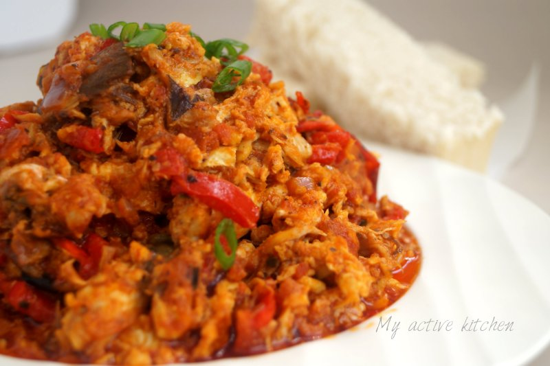 nigerian egg stew